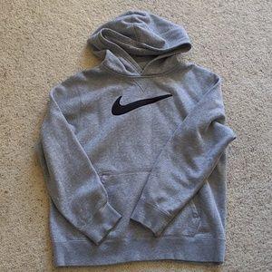 Nike boys hoodie EUC